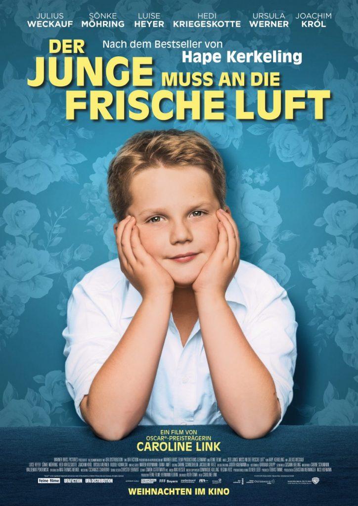 """Filmplakat """"Der Junge muss an die frische Luft"""""""