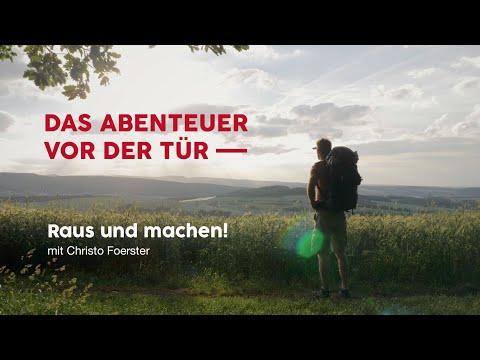 Mikroabenteuer: AM BESTEN DRAUSSEN - ein inspirierender Kurzfilm mit Christo Foerster